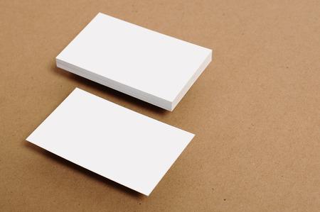 blank business card: Blank Business Card