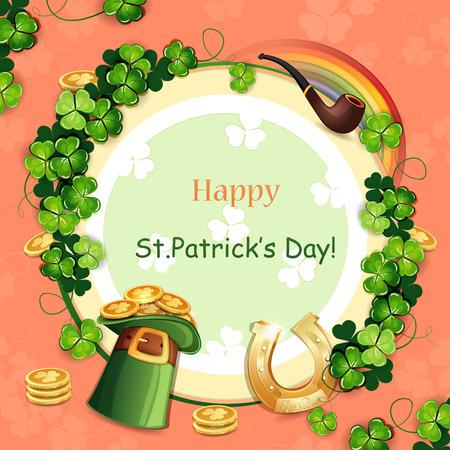 patrick: Saint Patrick\