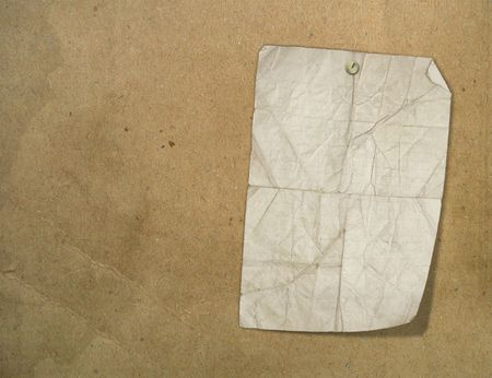 papery: Rough copy on the  papery abstract background Stock Photo