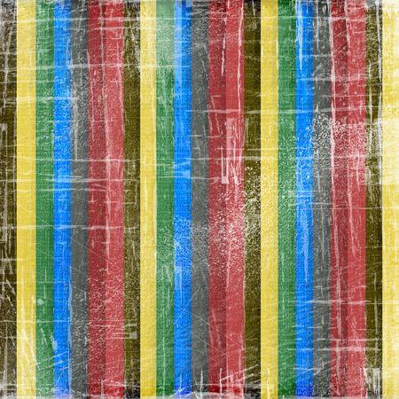 ornamente:  A striped scratch background