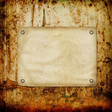 morbid: Grunge abstract background. Paper for announcement