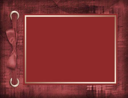 wedding photo frame: Premessa di fondo con carta di saluto o congratulazioni con arco