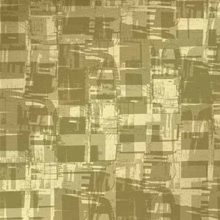 Grunge abstract background with art  image for design photo