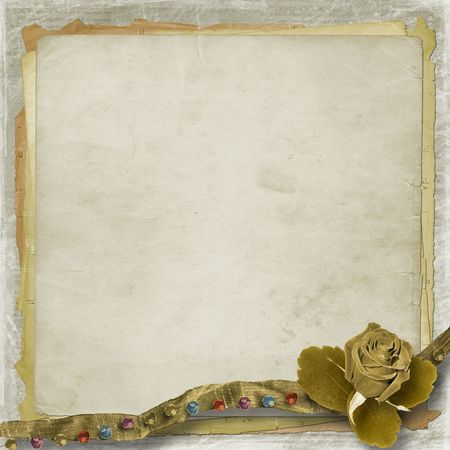 abstract background with bunch of flower for announcement or advertising photo