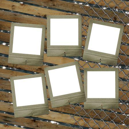 tenedores: Diapositivas de grunge de papeles viejos en el fondo abstracto con �lbum