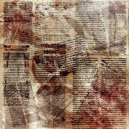 Grunge abstract paper background for design. Illustration Stock Illustration - 7137518