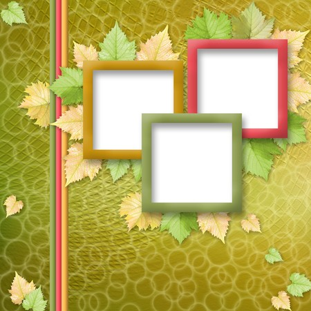 multicoloured holiday frames for greetings or invitations Stock Photo - 7580577