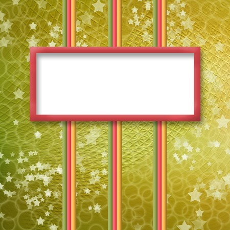 wedlock: multicoloured holiday frames for greetings or invitations