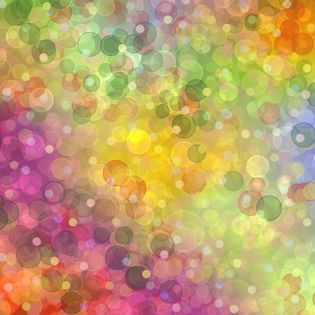 Abstract multicolored background with blur bokeh for design Stock Photo - 8156213