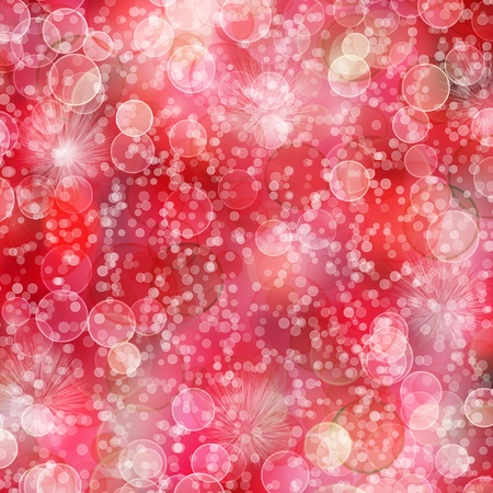 Multicoloured backdrop for greetings or invitations with blur bokeh photo