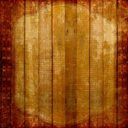 Grunge wooden vintage scratch background . Abstract backdrop for illustration  illustration