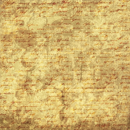 handwriting: Grunge abstract background with handwrite text for design