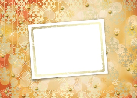 Holiday gift boxes decorated with bows and ribbons on the bright abstract background photo