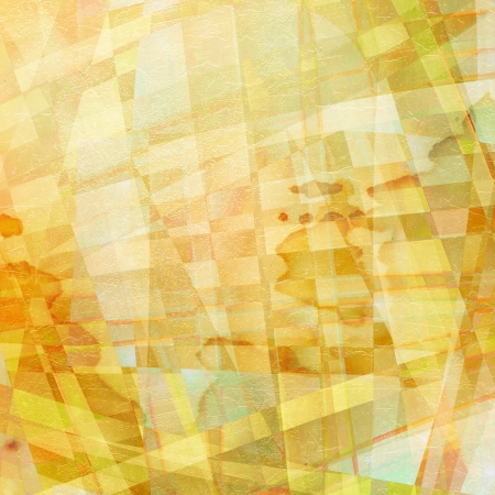 Abstract old chaotic pattern with colorful translucent curved lines Stock Photo - 17785972