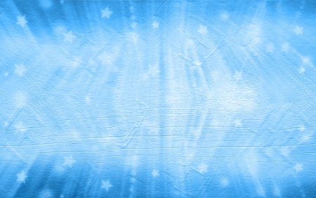 Abstract christmas with stars and sparkles photo