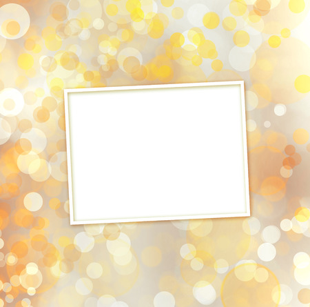 birthday backdrop: Abstract multicoloured background with blur bokeh for design