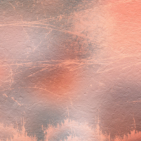 collapsing: Collapsing cement wall. The background for illustrations Stock Photo