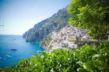 positano: Stock Photo - Positano Amalfi Coast Italy