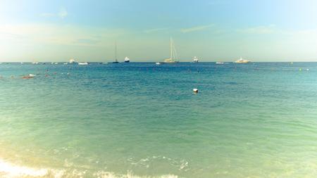 stock vista: Stock Photo - Positano Amalfi Coast Italy
