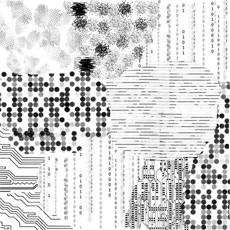 designe: technology pattern