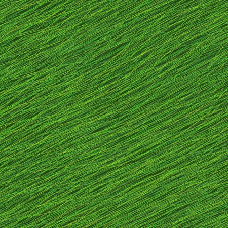 Simple Seamless Pattern with Green Grass  Plain shadeless texture with green lines for decoration or background