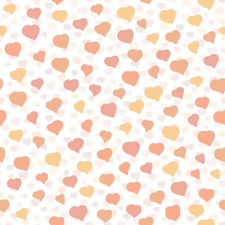 El Fondo Del Corazón De Color Rojo Y Gris. Colores Opacos. Patrón ...