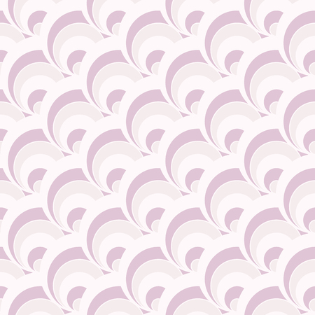 pasted: Light colored fan background. Based on Traditional Japanese Embroidery. Abstract Seamless pattern. Based on Sashiko stitching. Pink and white backdrop.