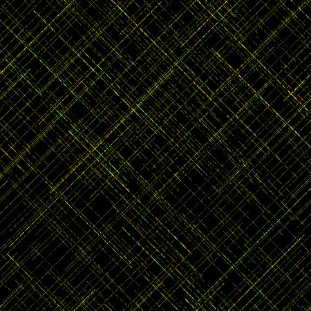 Grunge seamless pattern. Plaid Fabric texture. Random lines. Contrast colors. Abstract. Scratched background. Seamless pattern. Plaid. For decoration or backdrop. For wallpaper or printing on fabric. Stock Illustratie