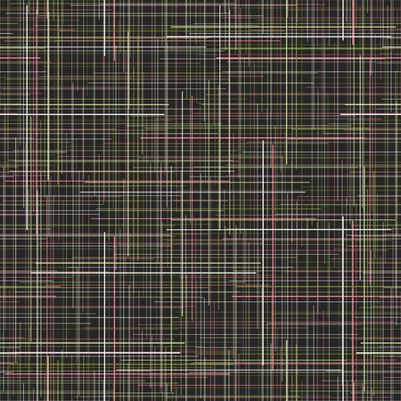 repetition: Contrast seamless. Random lines. Plaid texture. Checkered template in pink and green colors. Endless repetition. Abstract background. Pattern fills. Plain tartan background for decoration or backdrop.