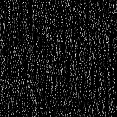 dashed: Black and white texture with dashed Curves. Plain Monochrome backdrop for decoration wrapping or background.