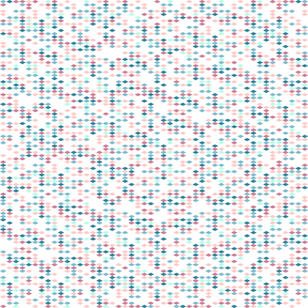 rhomb: Graphic rhomb pattern. Noise background for poster or flyer. Seamless. Variety of rhombuses in bright colors. Colorful background for decoration or printing on fabric.