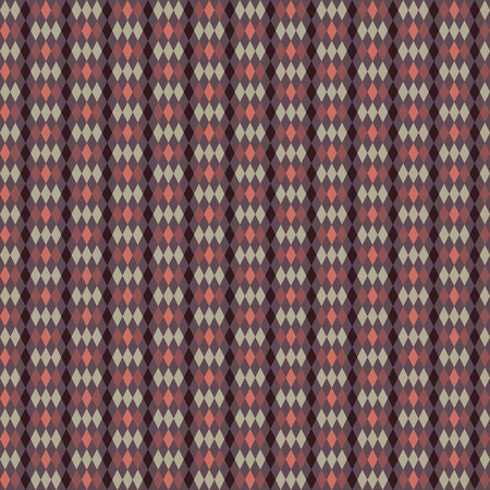 Abstract rhomb pattern. Colorful vertical background for postcard or leaflet. Rhombuses in dark pale colors. Vector illustration.