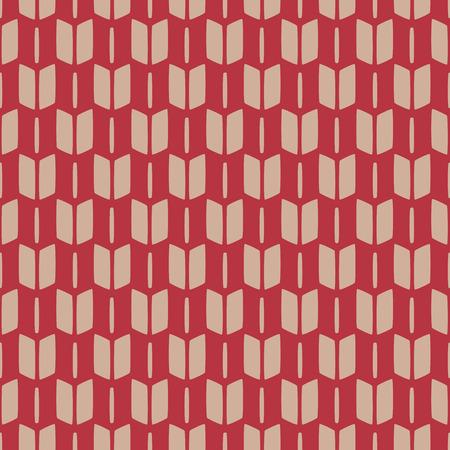 motif de kimono japonais traditionnel. Yabane - plumes du Motif. Couleurs chaudes. illustration transparente pour le papier peint, fond page web, des textures de surface. Motif remplit. Pour la décoration ou l'impression sur tissu.