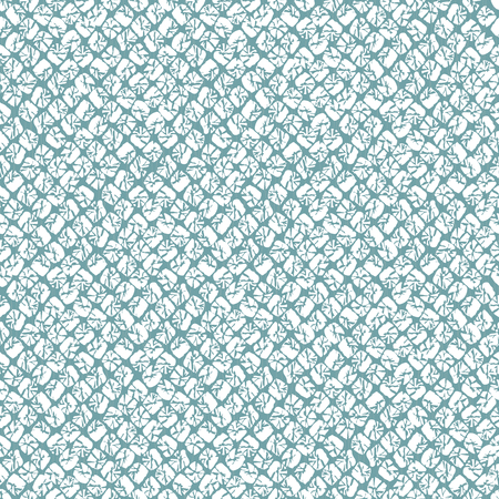 Abstract seamless pattern. Japanese Shibori motif. Geometric background. Classic japanese dyeing technique. Grey asian backdrop. For wallpaper, decoration or printing on fabric. Stock Illustratie