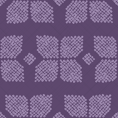 Boho style motif. Japanese Shibori. Asian seamless pattern. Kimono background. Abstract seamless pattern. For wallpaper, web page background, surface textures.