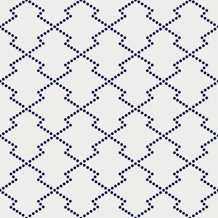 幾何学模様。