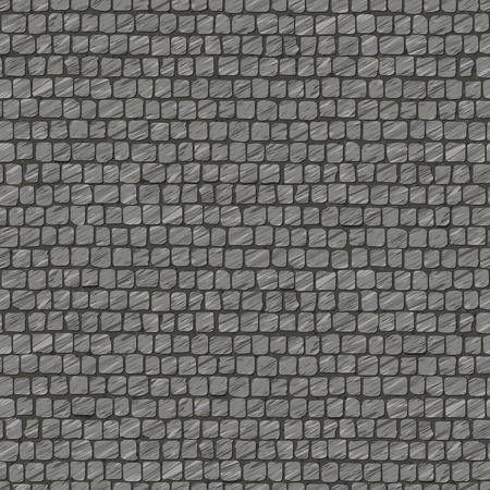 Squared Street Cobblestone Pavement pattern design