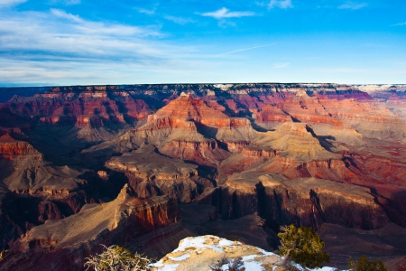 The World Famous Grand Canyon National Park,Arizona,USA Stock Photo - 19195010