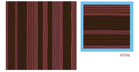 Elegant wood texture. Seamless vector pattern. Stock Vector - 5612321