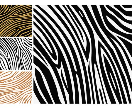 Dierlijke achtergrond patroon - zebra huid afdrukken. Achtergrond bit map patroon van zebra huid. Gebruik die deze zebra afdrukken voor uw unieke ontwerp!