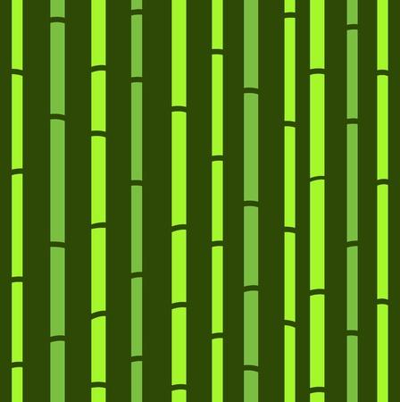 녹색 대나무 원활한 패턴