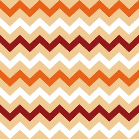 Colorful Chevron pattern for Thanksgiving day  Vector Illustration Vector