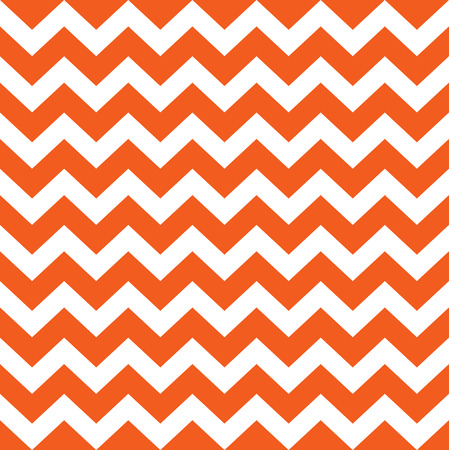 Chevron xmas seamless background - red and white. Vector  Vector