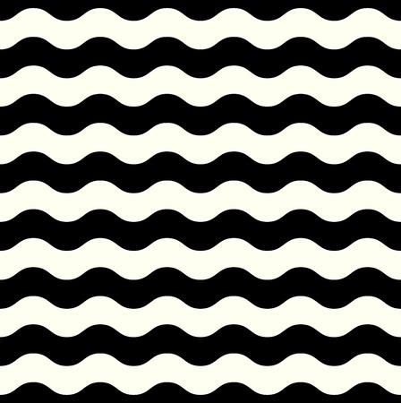 zag: Abstract wave Pattern  Illustration