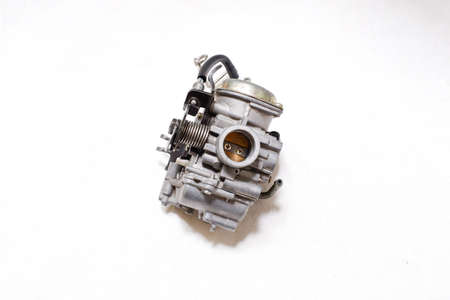 this is the classic vacuum carburetor for old bike before injection systems