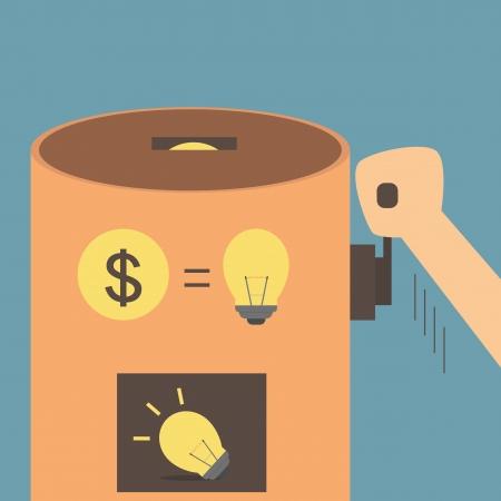 distribution automatique: Id�e distributeur automatique