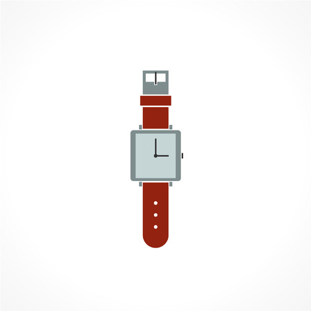 wristwatch: wristwatch vector icon
