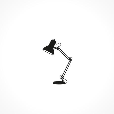 reading-lamp vector icon  イラスト・ベクター素材