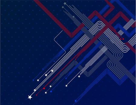 diagonal: American diagonal lines background