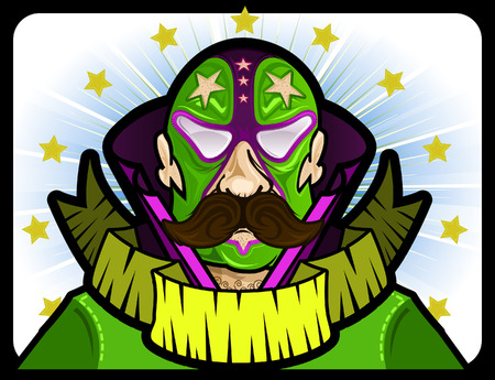 393 Lucha Libre Mask Cliparts, Stock Vector And Royalty Free Lucha ...